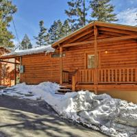 Charming 'Coppertop' Cloudcroft Cabin - 3 Mi to Ski