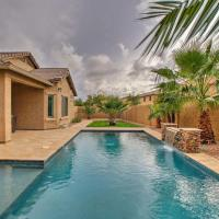 Romano Palms Retreat with 2,000 Sq Ft and Waterfall!