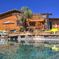 Tranquil Mountain Retreat with Pool and Views in Jamul!, hotel in Jamul