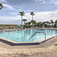 Fort Pierce Condo with Resort Amenities&Beach Access!