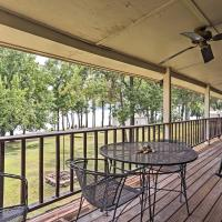 Waterfront Family Retreat with Deck on Kentucky Lake!