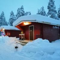 Lemmenjoki Camping EcoCabins, Hotel in Lemmenjoki