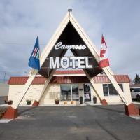 Camrose Motel, hotel em Camrose