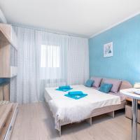 Уютная Сканди-студия. Идеальный вариант для гостей города!, hotel near Krasnodar International Airport - KRR, Pashkovskiy
