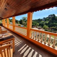 Hotel do Parque - Cunha, hotel em Cunha