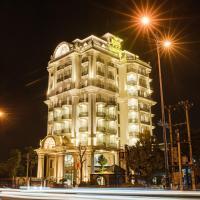 Manh Quan Luxury Hotel, hotel in Vĩnh Yên
