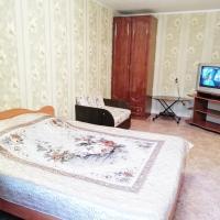 Однокомнатная квартира на Максима Горького, отель в Чебоксарах
