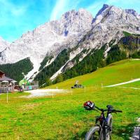 Rad,Wander und Bergparadies Tiroler Zugspitze Arena