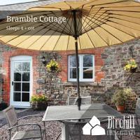 Birchill Farm & Cottages - Bramble Cottage, hotel in Great Torrington
