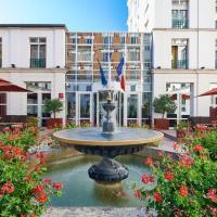 Hotel Vacances Bleues Villa Modigliani, hotel en Montparnasse - 14º distrito, París