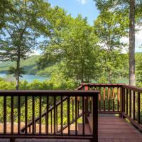 Mountainside Retreat - Stunning Watauga Lake Views, hotel in Butler