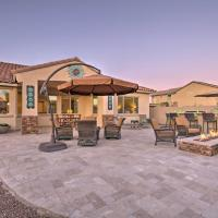 Beautiful Goodyear Home with Patio and Gourmet Kitchen
