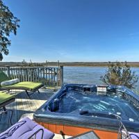 Secluded Colonels Island Casita - Shared Dock, View