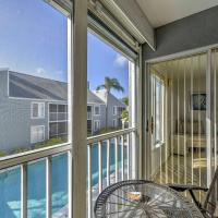 Marco Island Condo with Prvt Balcony and Pool Access!