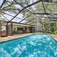 Prime Indian Rocks House w/ Covered Lanai & Pool!