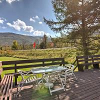 Hunter Hideaway with Yard and Deck 3 Mi to Ski Slopes, hotel in Hunter