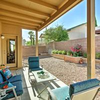 Tranquil Tucson Home with Backyard and Mountain Views!