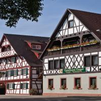 Hotel Engel, hotel in zona Aeroporto di Baden - FKB, Rheinmunster