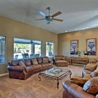 Home with Pool & Golf Course Views, 6 Mi to Old Town!