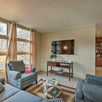 Chic St Paul Apt - Walk Downtown and to Clinch River, hotel in Saint Paul