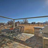 Escalante Home with Yard, Porch and Mtn Views!