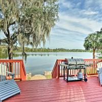 Ocklawaha House on Lake Fay with Pool Table & Hot Tub