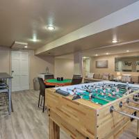 Old Town Arvada Family Home with Deck & Game Room!
