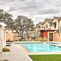 Upscale and Modern Austin Townhome with Pool Access!