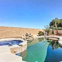 Maricopa House with Pool, Hot Tub, and Putting Green!, hotel in Maricopa