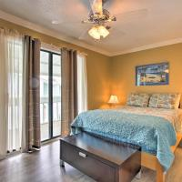 Navarre Townhome with Deck & Pool -Walk to the Beach!