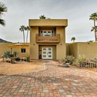 Carefree Casita with Mtn View and Pool and Hot Tub Access, hotel in Carefree