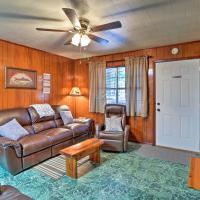 Cozy Pet-Friendly Cabin with Designated Boat Slip!