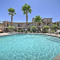 Resort Townhome with Pool and Spa 19 Mi to Sloan Park!