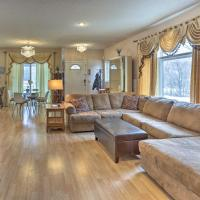 Beautiful 6BR Home Near Airport and Mall of America!