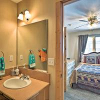 Crested Butte Condo with Views - 9 Miles to Skiing!