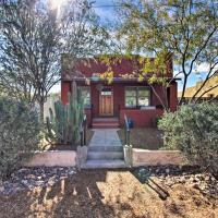 Unique and Historic Abode Explore Downtown Tucson!