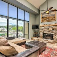 Resort Penthouse with Mtn View, Steps to Navajo Lodge