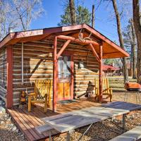 Rustic Cabin Near Downtown BV and Arkansas River!, hotel in Buena Vista