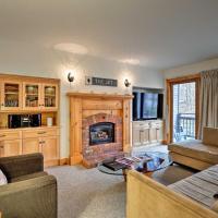Ski-In Resort Family Condo with Deck at Jay Peak!, hotel in Jay