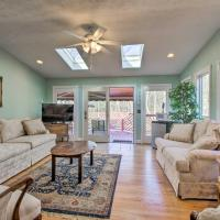 Damascus Home with Fire Pit & Views, Walk to Shops!