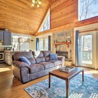 Waterfront Cabin on Lake Sinclair with Private Dock!