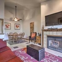 Ski-In and Ski-Out Brian Head Condo with Pool Access!