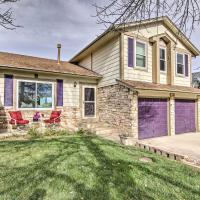 Colo Springs Home, 5 Mins to Cheyenne Mtn and DT!, hotel in Colorado Springs