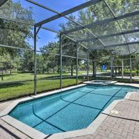 Disney Retreat - Private Pool, Theater and Game Room!