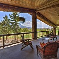 Paonia Apt. on Working Farm w/Deck & Mtn. Views!