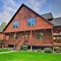 Lakefront Cabin in Pequot Lakes with Private Dock!, hotel in Pequot Lakes
