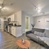 DC Apt - Walk to Metro Station & Convention Center!