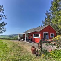 'Moonview Ranch' on 20 Acres in Sonoma County!, hotel in Sebastopol