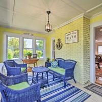 Home w/Patio, 2 Blocks to St. Lawrence River