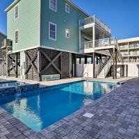 Spacious Murrells Inlet Home with Pool, Walk to Shore